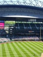 Ray attended Seattle Mariners vs. Texas Rangers - MLB on Apr 19th 2015 via VetTix