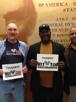 Andrew attended Freedom's Song: Abraham Lincoln and the Civil War on Apr 4th 2015 via VetTix