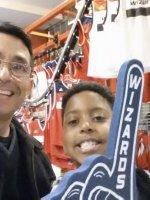 Cali attended Washington Wizards vs. Indiana Pacers - NBA on Mar 25th 2015 via VetTix