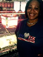 Shere' attended Washington Wizards vs. Indiana Pacers - NBA on Mar 25th 2015 via VetTix