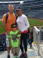 Derek attended Washington Nationals vs. Philadelphia Phillies - MLB on Apr 19th 2015 via VetTix