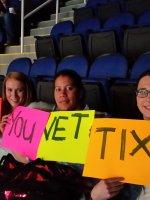 Rhiannon attended Kenny Chesney - the Big Revival Tour on Apr 16th 2015 via VetTix