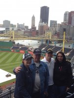 Click To Read More Feedback from Pittsburgh Pirates vs. Chicago Cubs - MLB - Ada / Handicapped Seating With Two Companions