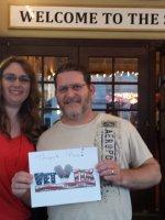 Todd attended Bret Michaels Life Rocks Tour on Apr 17th 2015 via VetTix