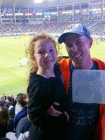 Mark attended La Galaxy vs. Sporting Kansas City - MLS on Apr 18th 2015 via VetTix