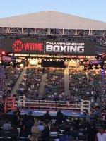 Juan attended Julio Cesar Chavez Jr vs. Andrzej Fonfara - Presented by Showtime Boxing on Apr 18th 2015 via VetTix