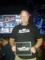 Don attended There Goes the Neighborhood Comedy Show on May 28th 2015 via VetTix