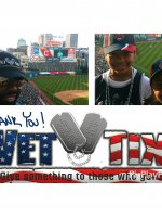 Mincarlo attended Cleveland Indians vs. Texas Rangers - MLB on May 25th 2015 via VetTix