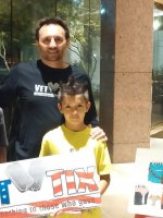 Ian attended Puppet Wars on May 22nd 2015 via VetTix