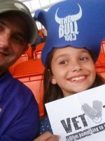 Michael attended Kenny Chesney - the Big Revival Tour - Standard Seating on May 22nd 2015 via VetTix