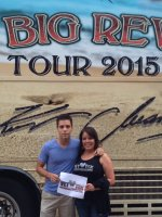 Hope attended Kenny Chesney - the Big Revival Tour - Sandbar Tickets on May 22nd 2015 via VetTix