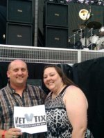 Nicholas attended Kenny Chesney - the Big Revival Tour - Sandbar Tickets on May 22nd 2015 via VetTix
