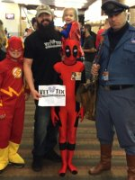 Click To Read More Feedback from 2015 Phoenix Comicon - Saturday Only Pass