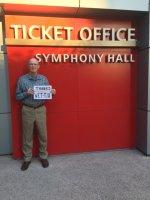 Jeff of Scottsdale attended Mahler's Symphony No. 1 - Presented by the Phoenix Symphony on May 23rd 2015 via VetTix