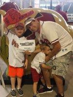 David attended Arizona Diamondbacks vs. Atlanta Braves - MLB - Afternoon Game on Jun 3rd 2015 via VetTix