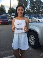 Greg attended Kenny Chesney - the Big Revival Tour on May 28th 2015 via VetTix