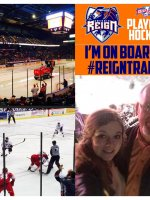 Gregory attended Ontario Reign vs. Allen Americans - Round 3 Game B - 2015 ECHL Kelly Cup Playoffs - Saturday on May 23rd 2015 via VetTix