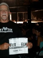 Hank attended Duel for Domination MMA - Mixed Martial Arts - Presented by Crank It Up Promotions - Saturday on Jul 11th 2015 via VetTix