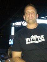 Robert attended Rascal Flatts the Riot With Raelynn and Scotty Mccreery on Jul 11th 2015 via VetTix