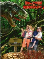 Kevin attended Discover the Dinosaurs - Saturday on Jul 11th 2015 via VetTix