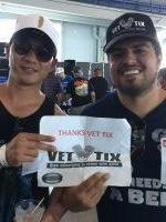 Hector attended 7th Annual San Diego Spirits Festival - Sunday Only - 21 and Older Only on Aug 23rd 2015 via VetTix