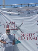 Kenneth attended 7th Annual San Diego Spirits Festival - Sunday Only - 21 and Older Only on Aug 23rd 2015 via VetTix