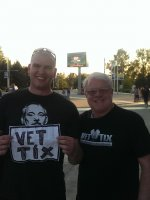 Patrick attended Legends Cup 2015 - Presented by the Legends Football League - Women of the Gridiron - Sunday on Aug 23rd 2015 via VetTix