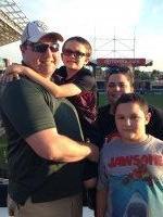 Zach attended Chicago Fire vs. Colorado Rapids - MLS - Saturday on Aug 22nd 2015 via VetTix
