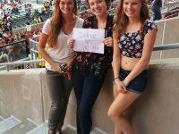 Craig attended One Direction Live in Concert - Firstenergy Stadium - Cleveland on Aug 27th 2015 via VetTix