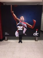 Deborah attended Washington Mystics vs. Chicago Sky - WNBA on Aug 23rd 2015 via VetTix