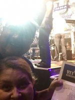 Richard attended Fight Night 11 - Ga Standing Room Only - Presented by the University of MMA - Sunday on Aug 16th 2015 via VetTix