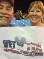 Michael attended The Oddball Festival - Comedy and Curiosity on Oct 2nd 2015 via VetTix