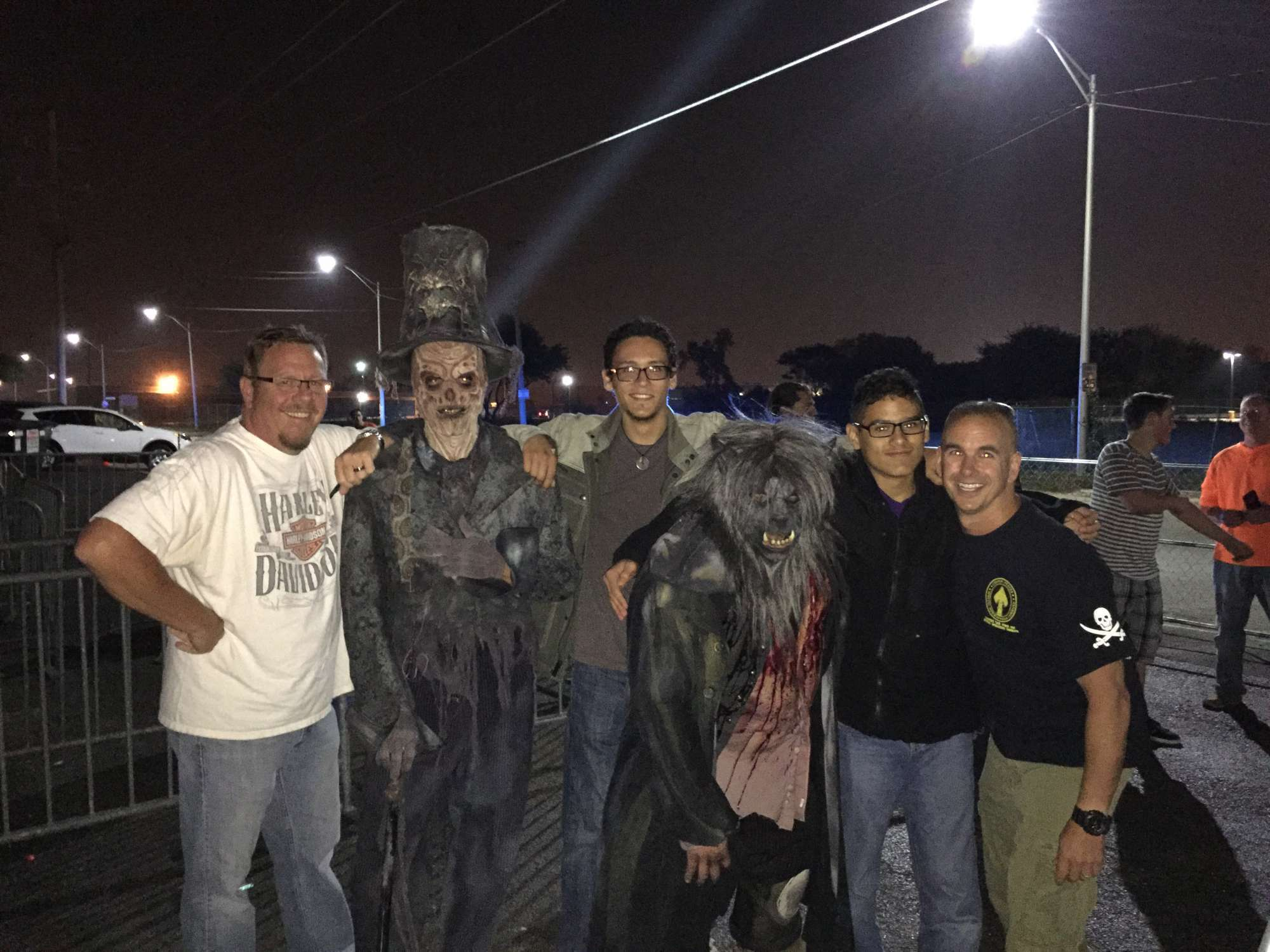 Scott Attended 13th Floor Fast Pass   Largest Haunted House In Chicago    Tickets Only Good