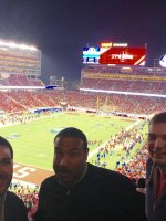 Anthony attended 2015 Pac-12 Football Championship - Stanford Cardinal vs. USC Trojans - NCAA Football on Dec 5th 2015 via VetTix