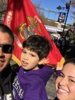 Dionicio attended NFL Military Salute - Baltimore Ravens vs. Jacksonville Jaguars on Nov 15th 2015 via VetTix