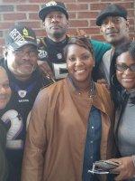 frederick attended NFL Military Salute - Baltimore Ravens vs. Jacksonville Jaguars on Nov 15th 2015 via VetTix