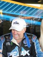 Curtis attended 51st Annual Auto Club NHRA Finals - Mello Yellow Drag Racing Series - Saturday on Nov 14th 2015 via VetTix