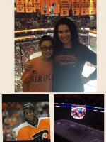 Michael attended Philadelphia Flyers vs. New York Islanders - NHL - Wayne Simmonds Suite on Dec 8th 2015 via VetTix