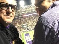 Click To Read More Feedback from L. S. U. Tigers vs. Arkansas - NCAA Football - Military Appreciation Game