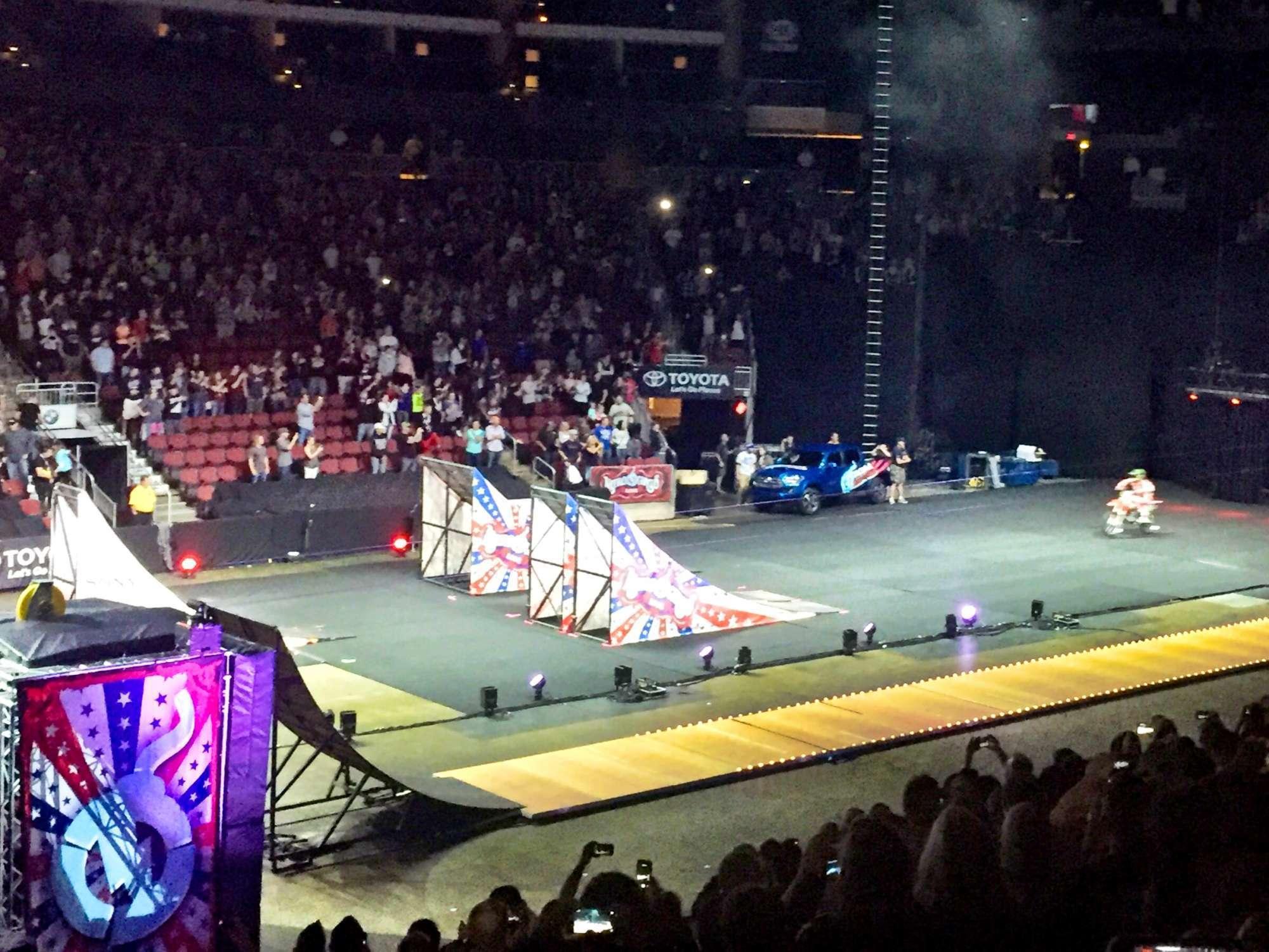 Nitro Circus Live Touring Usa Inc