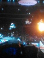 George attended Travis Pastrana's Nitro Circus Live - Gila River Arena on Nov 13th 2015 via VetTix