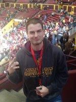 chris attended Arizona State Sun Devils vs. Houston Baptist   - NCAA Men's Basketball on Dec 19th 2015 via VetTix