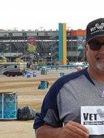 Doug attended Dav 200 Honoring America's Veterans - Nascar Xfinity Series Race on Nov 14th 2015 via VetTix