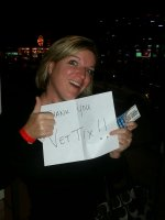 Jody attended Joe Nichols - Live on Dec 10th 2015 via VetTix