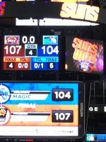 Elvin O. attended Phoenix Suns vs. Orlando Magic - NBA on Dec 9th 2015 via VetTix