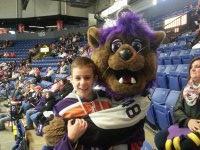 Darryl attended Reading Royals vs. Elmira Jackals - ECHL on Dec 19th 2015 via VetTix