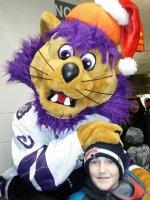 CW3 Murphy attended Reading Royals vs. Elmira Jackals - ECHL on Dec 19th 2015 via VetTix