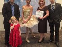Jeremy attended Nutcracker - Performed by Charlotte Ballet on Dec 10th 2015 via VetTix