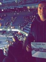 Martin attended Ontario Reign vs. San Diego Gulls - ECHL on Dec 19th 2015 via VetTix