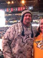 Shawn attended Nashville Predators vs. Minnesota Wild - NHL on Dec 19th 2015 via VetTix